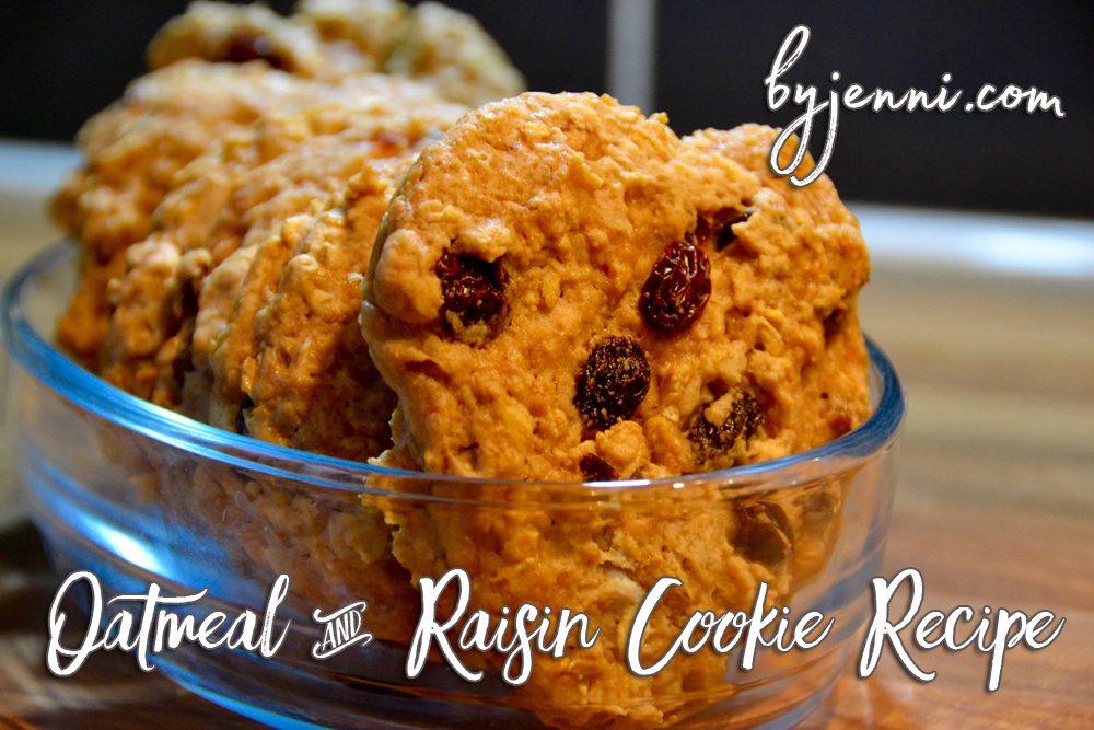 Breakfast Cookie Recipe